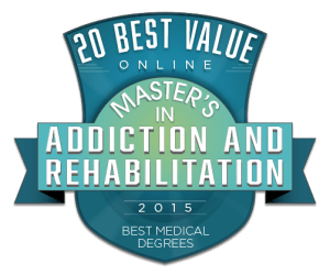 20 Best Value Addiction and Rehabilitation Counseling Online Masters Degree