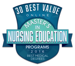 30 Best Value Online Master's in Nursing Education Programs 2016