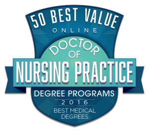 50 Best Value Online Doctor of Nursing Practice Degree Programs 2016