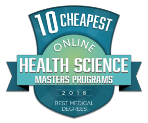 10 Cheapest Online Masters Programs in Health Science