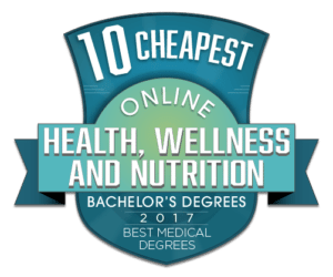 10 Cheapest Online Bachelors Degrees in Health, Wellness and Nutrition