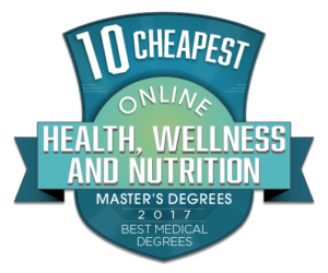 10 Cheapest Online Masters Degrees in Health, Wellness and Nutrition