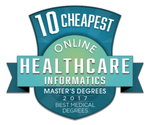10 Cheapest Online Masters Degrees in Healthcare Informatics