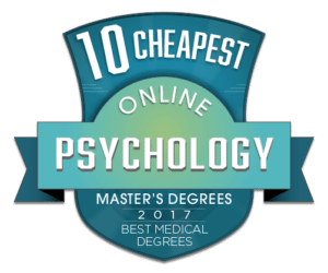 10 CHEAPEST ONLINE MASTERS DEGREES IN PSYCHOLOGY