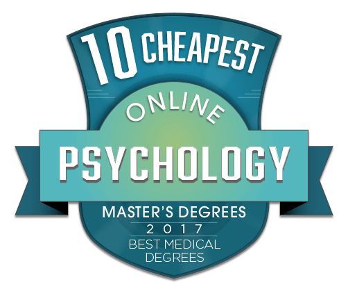 affordable ranked online masters educational psychology degree