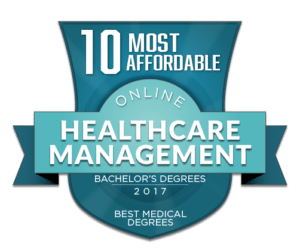 10 affordable online masters of healthcare management