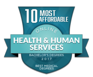 10 MOST AFFORDABLE ONLINE BACHELOR DEGREES IN HEALTH AND HUMAN SERVICES