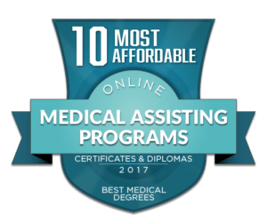 10 Most Affordable Online Medical Assistant Certificate and Diploma Programs