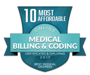 10 Most Affordable Online Medical Billing and Coding Certificates and Diplomas